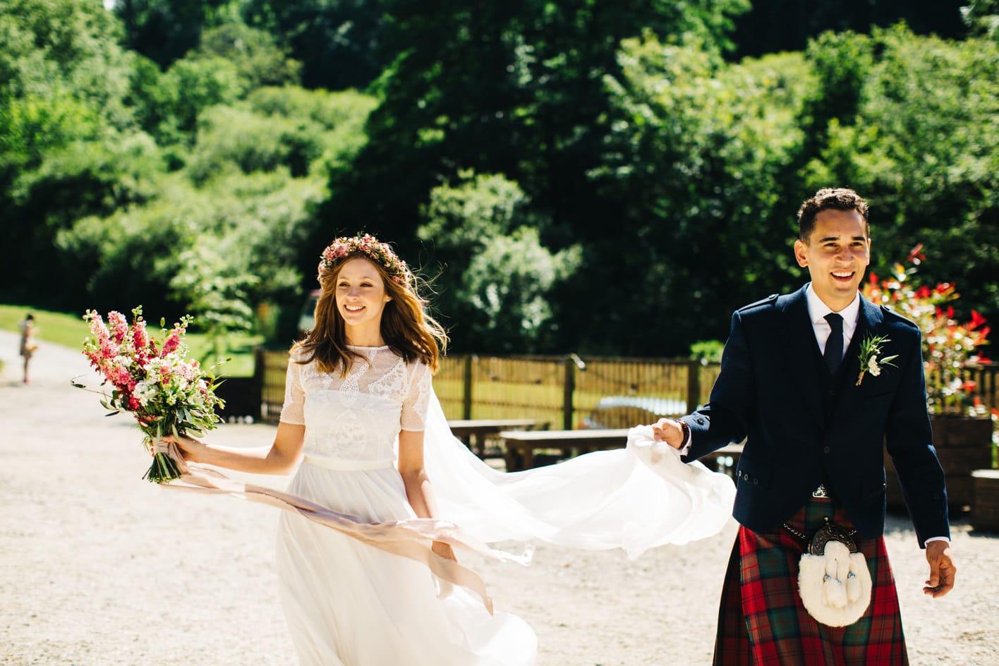 Rustic Wedding Gorwell Barn Grace Loves Lace 045