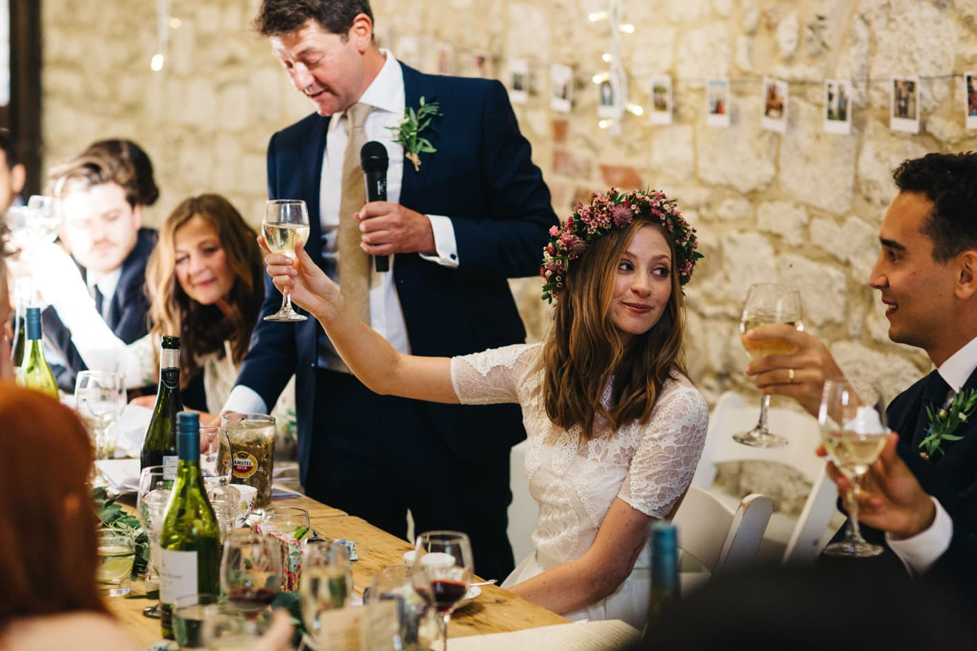 Rustic Wedding Gorwell Barn Grace Loves Lace 068