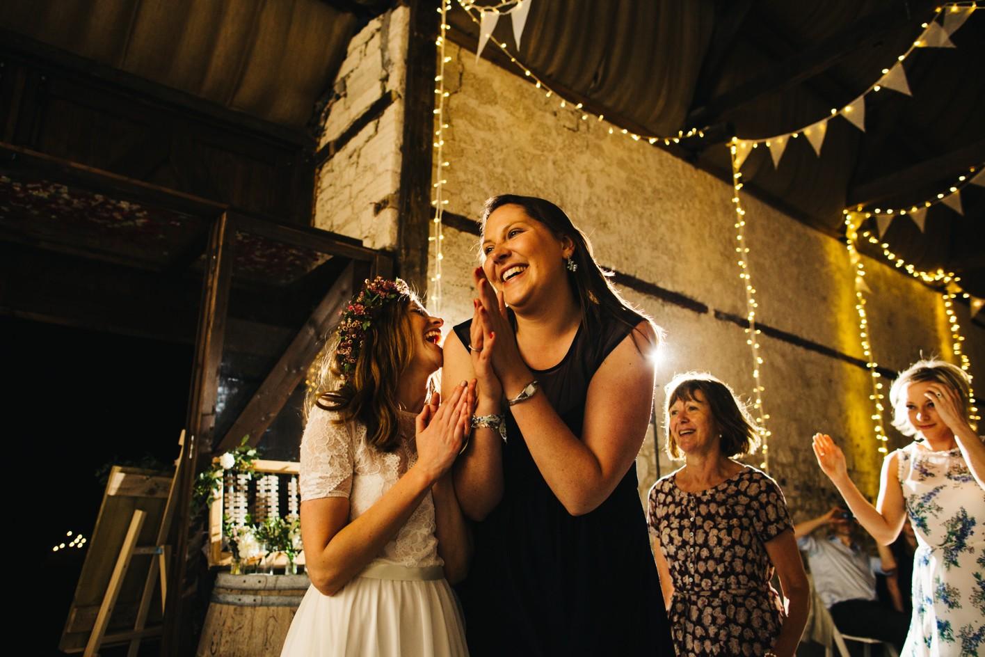 Rustic Wedding Gorwell Barn Grace Loves Lace 110