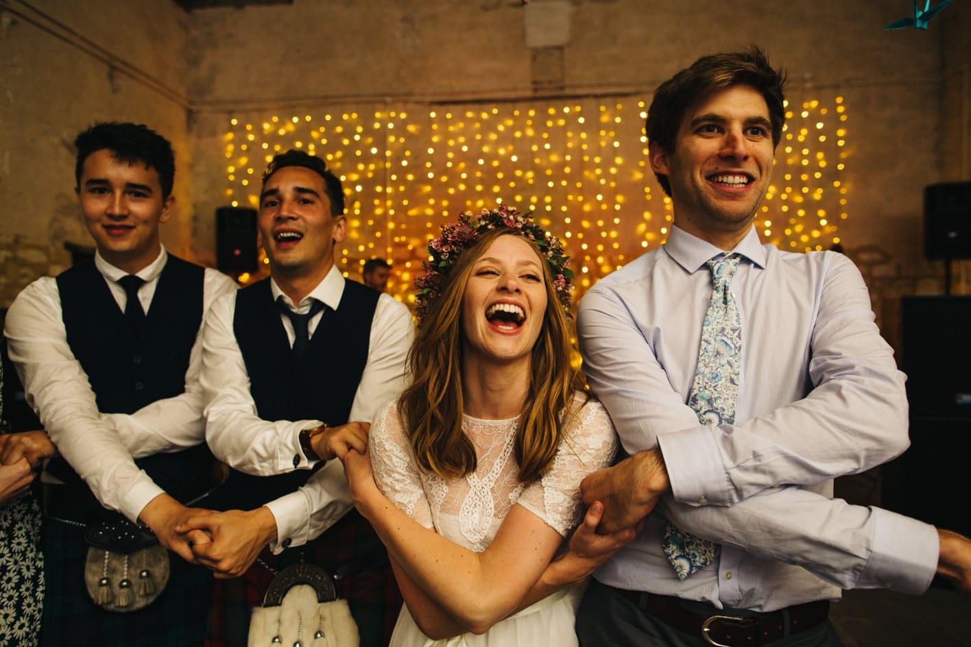 gorwell barn wedding dancing