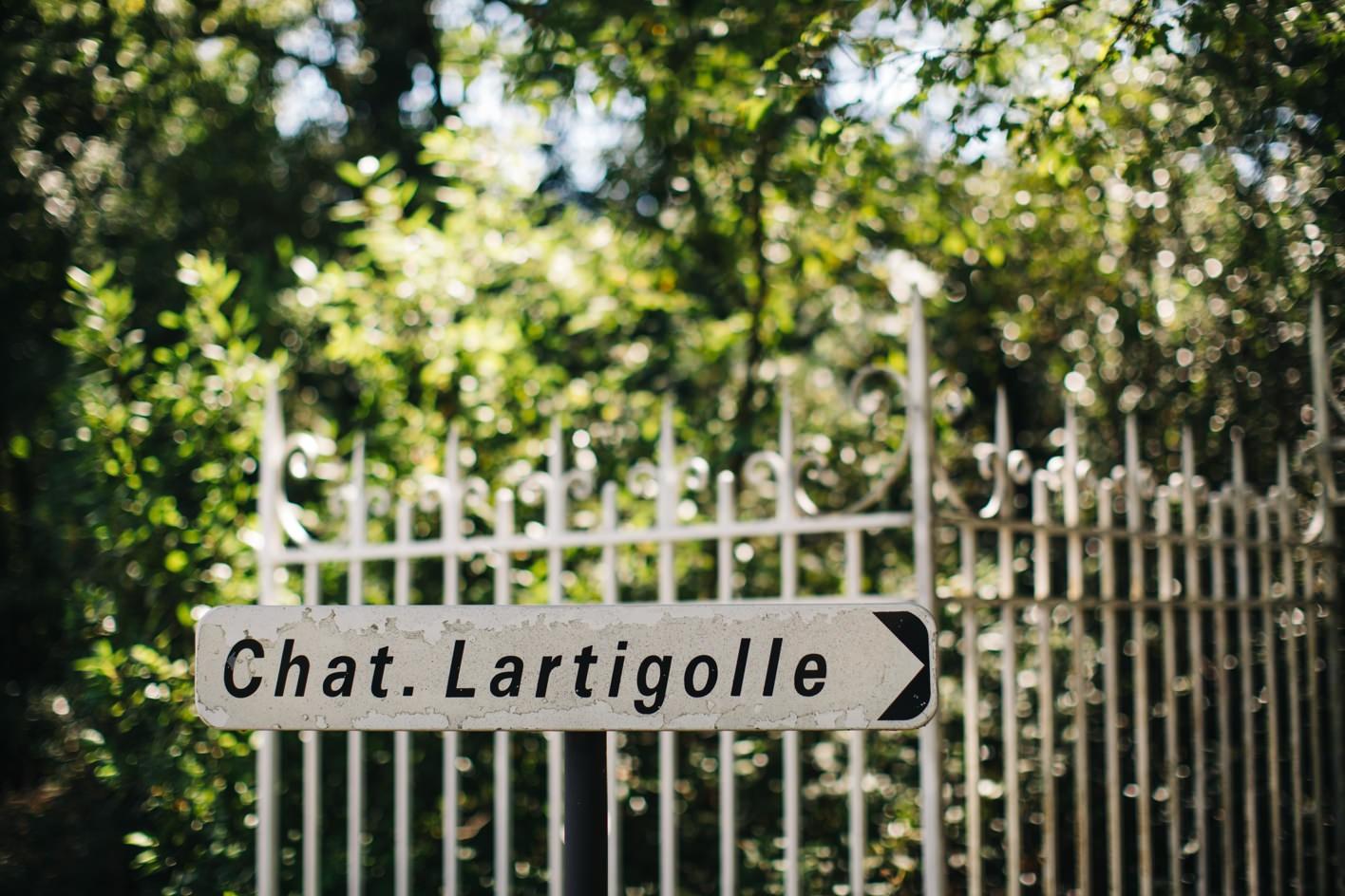 Chateau de lartigolle wedding near toulouse 001
