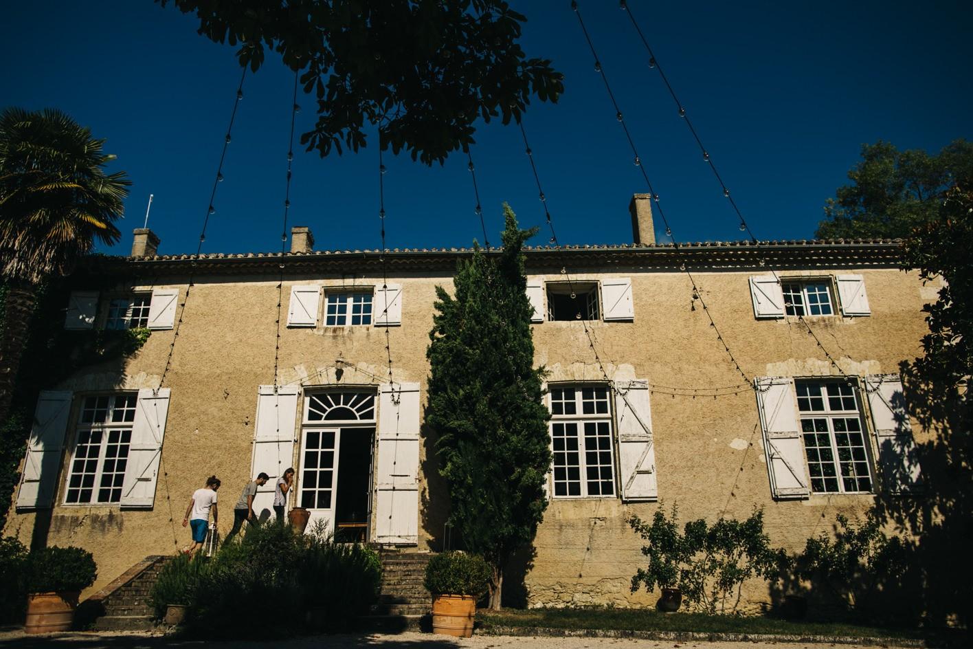 Chateau de lartigolle wedding near toulouse 006