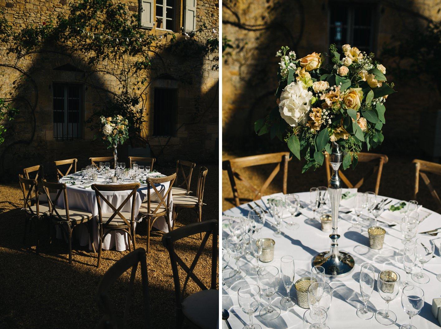 french wedding chateau de la bourlie dordogne 070