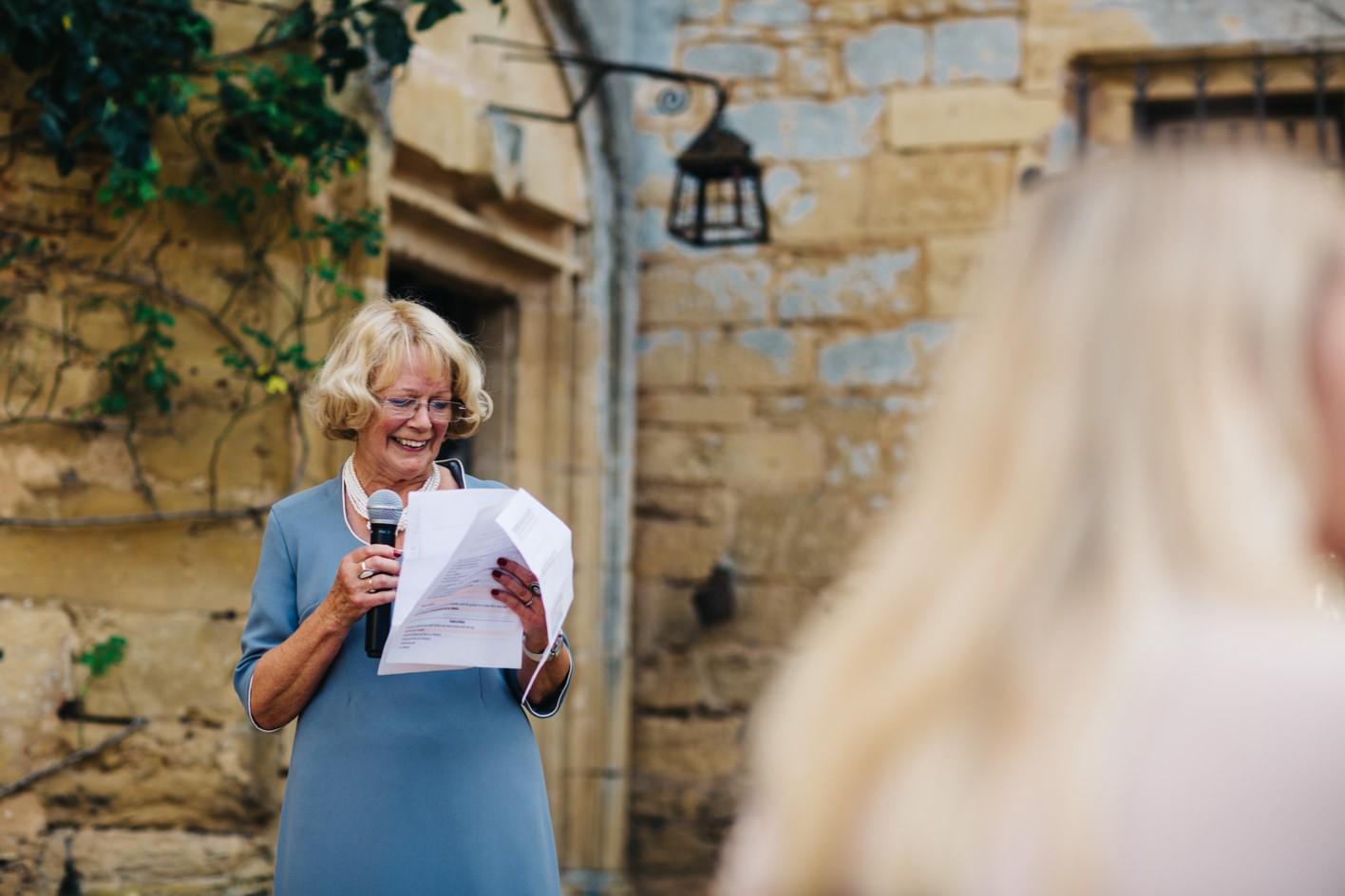 mother of bride wedding speech