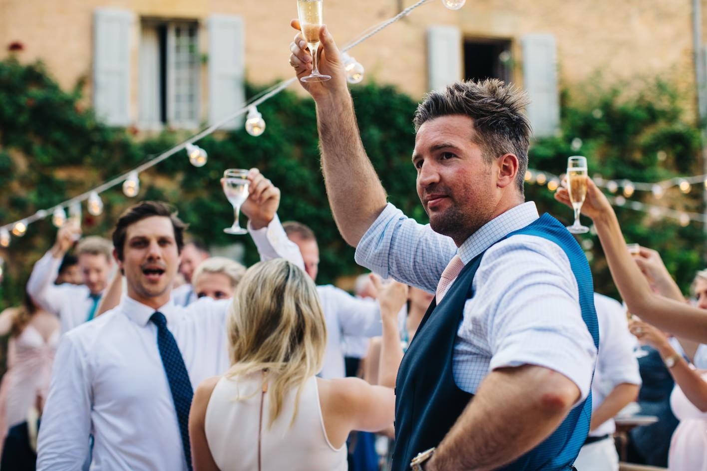 french wedding chateau de la bourlie dordogne 086