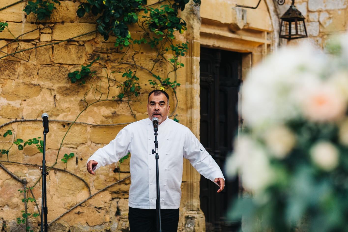 french wedding chateau de la bourlie dordogne 107