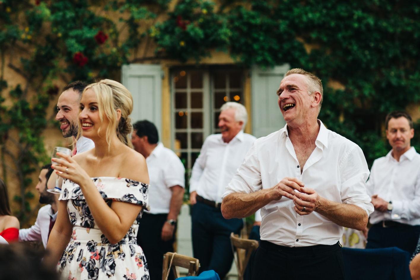 french wedding chateau de la bourlie dordogne 110