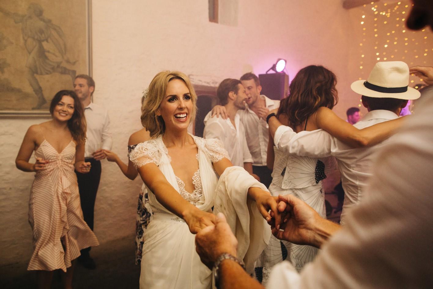 french wedding chateau de la bourlie dordogne 131