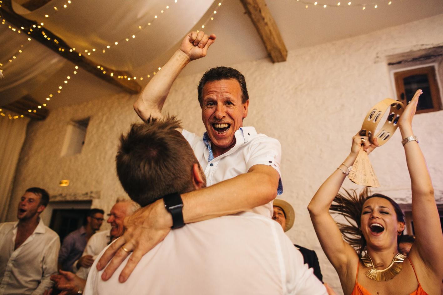 french wedding chateau de la bourlie dordogne 143