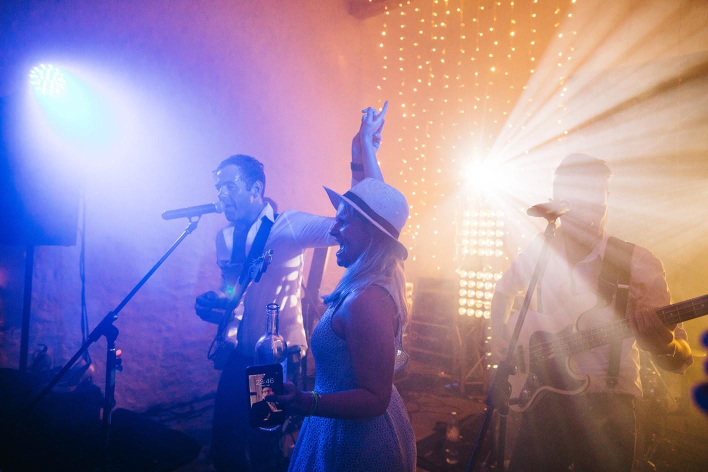 brightlights wedding band