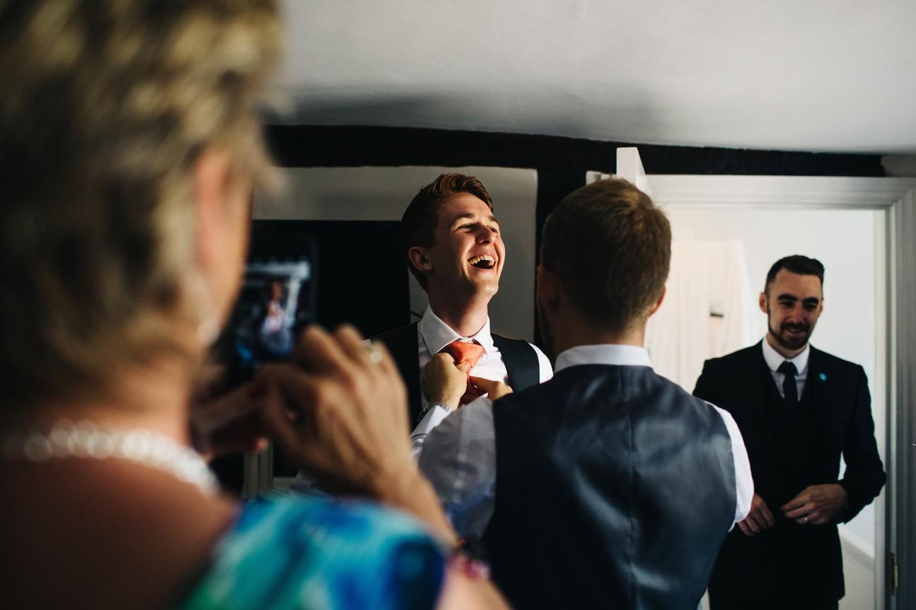 Hampshire Barn wedding in ibthorpe 013