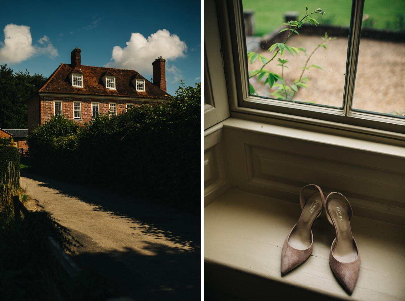 Hampshire Barn wedding in ibthorpe 018