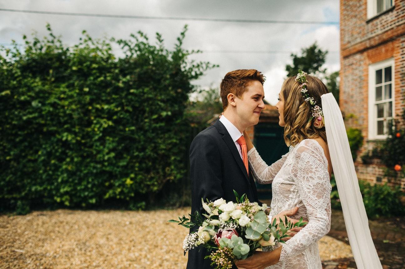 Hampshire Barn wedding in ibthorpe 034