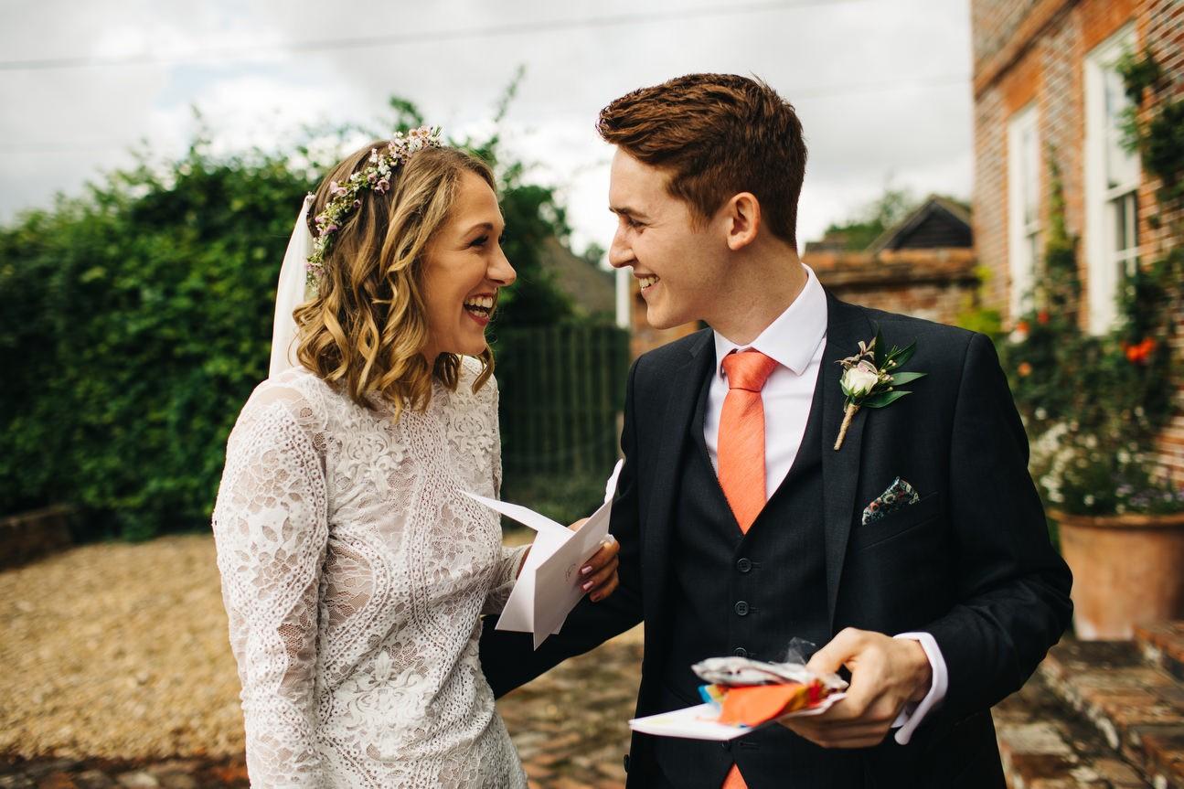 Hampshire Barn wedding in ibthorpe 038