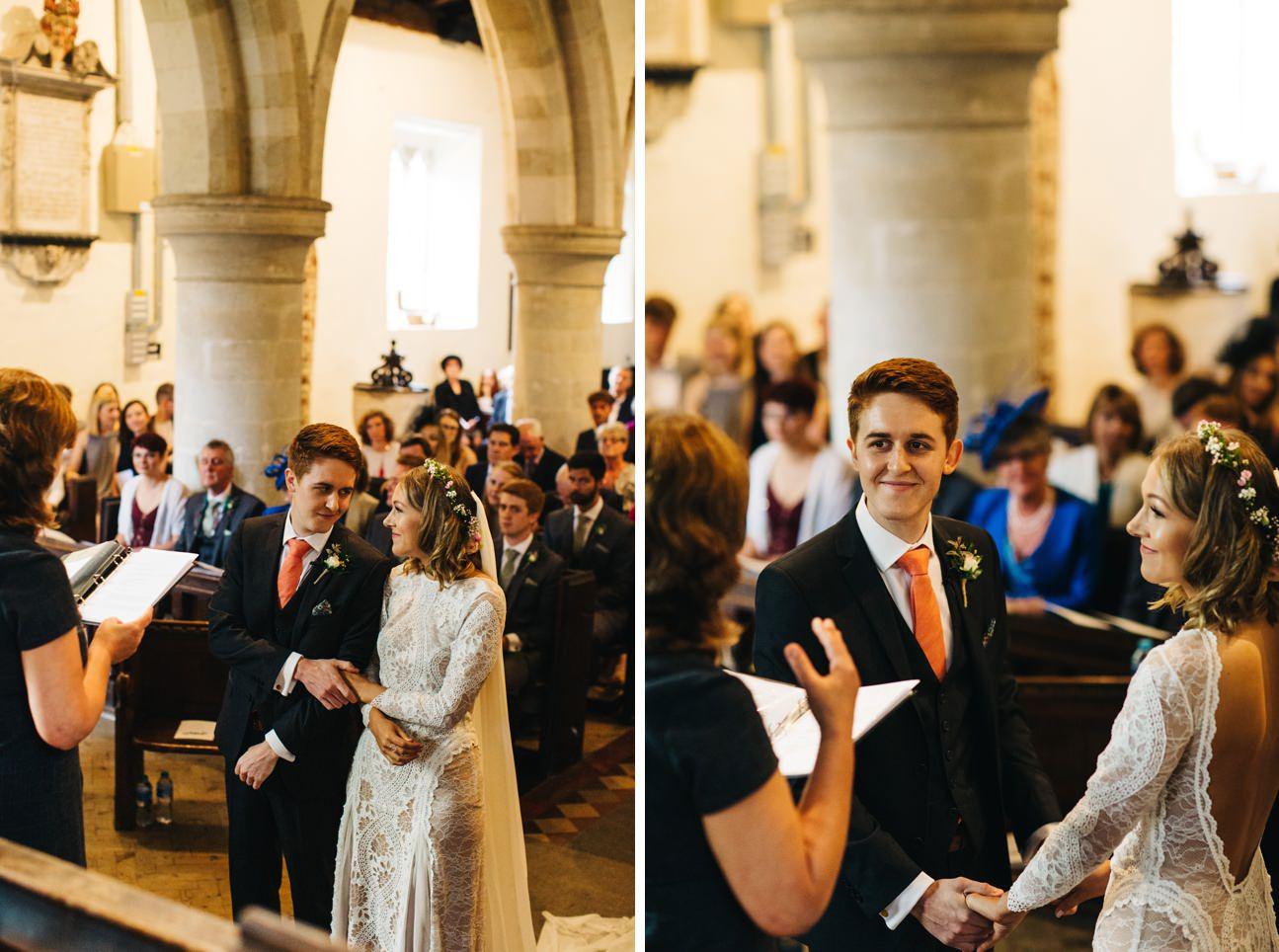 Hampshire Barn wedding in ibthorpe 044