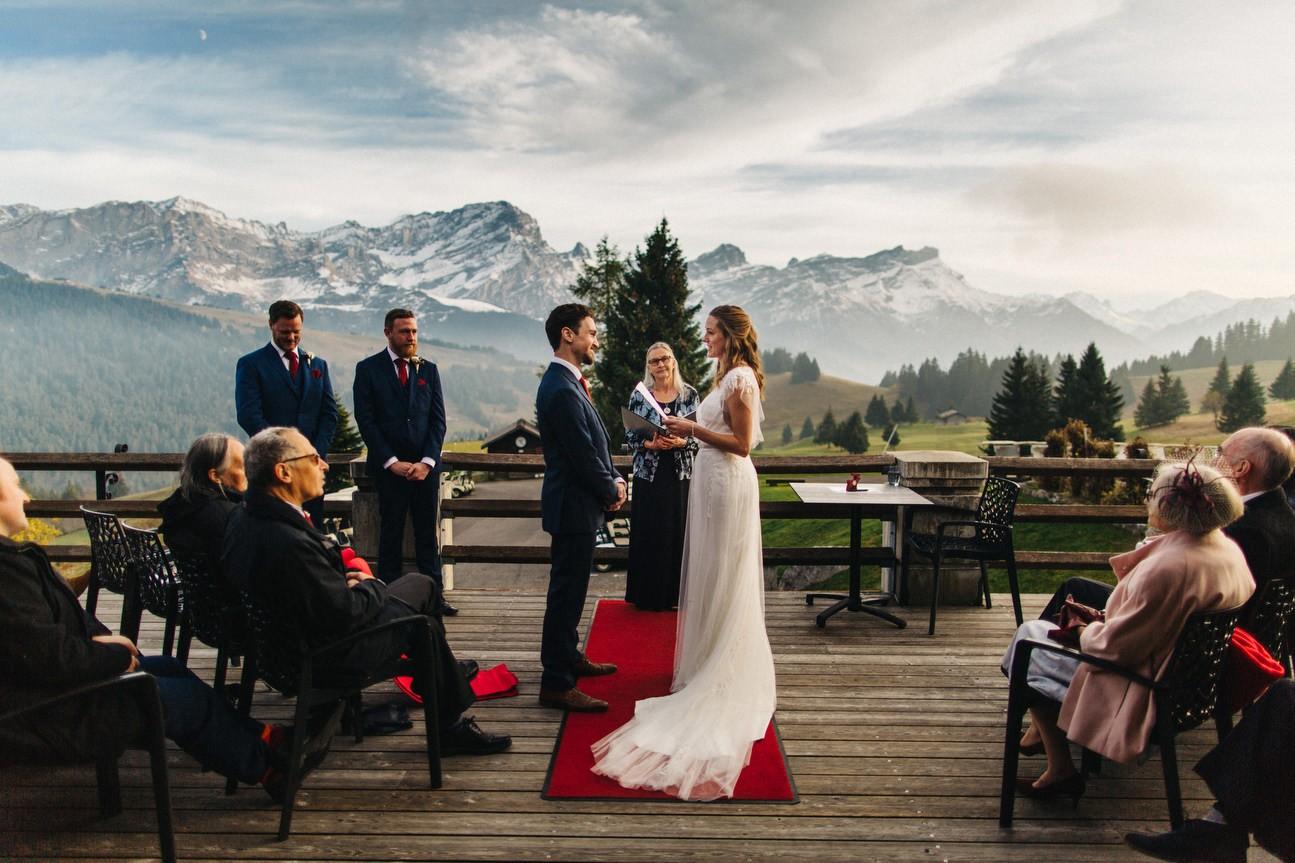 Swiss Alps Wedding Photography 092