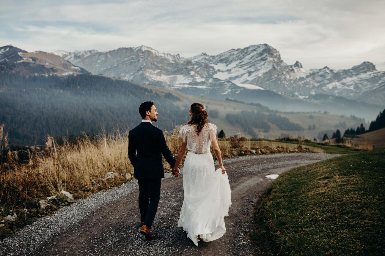 Swiss Alps Wedding Photography 101