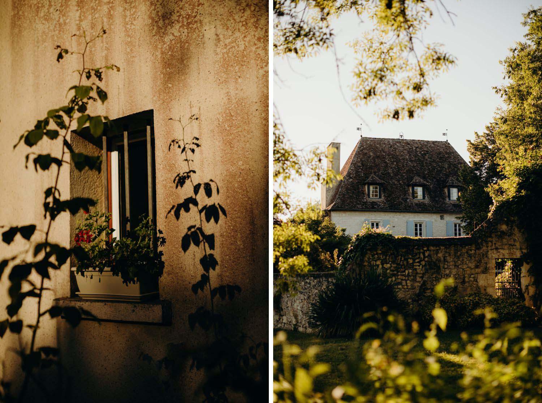 Le Manoir Du Bout Du Pont Agnac Wedding France 002