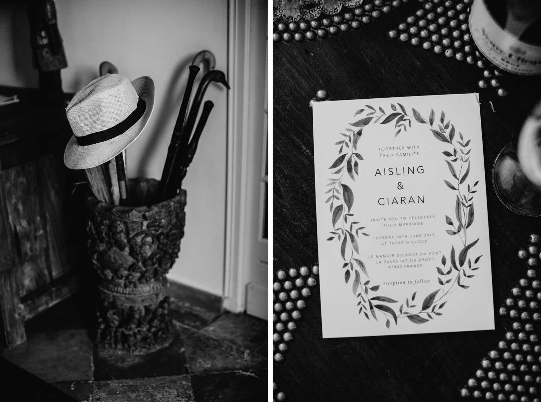 Le Manoir Du Bout Du Pont Agnac Wedding France 005