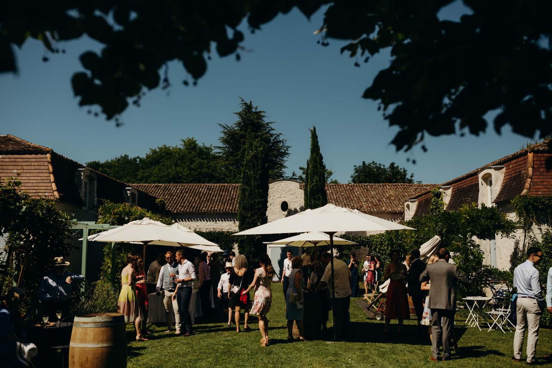 Le Manoir Du Bout Du Pont Agnac Wedding France 058