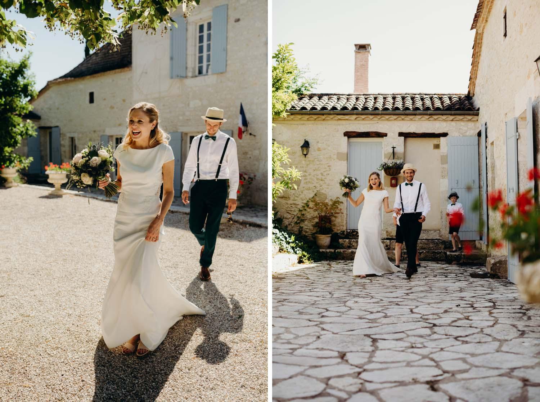 Le Manoir Du Bout Du Pont Agnac Wedding France 060