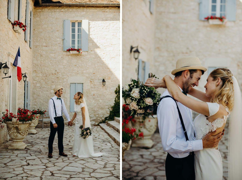 Le Manoir Du Bout Du Pont Agnac Wedding France 068