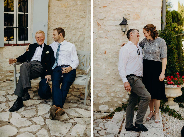 Le Manoir Du Bout Du Pont Agnac Wedding France 075