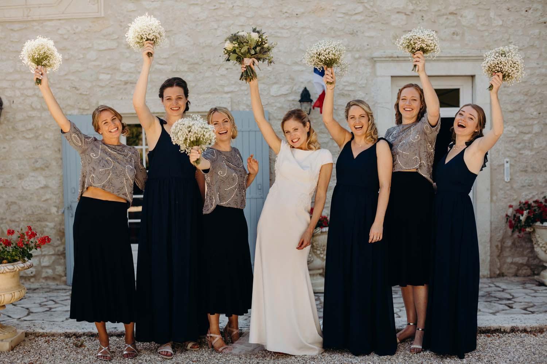 Le Manoir Du Bout Du Pont Agnac Wedding France 080
