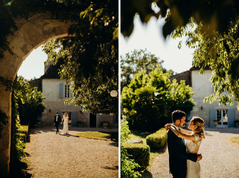 Le Manoir Du Bout Du Pont Agnac Wedding France 085