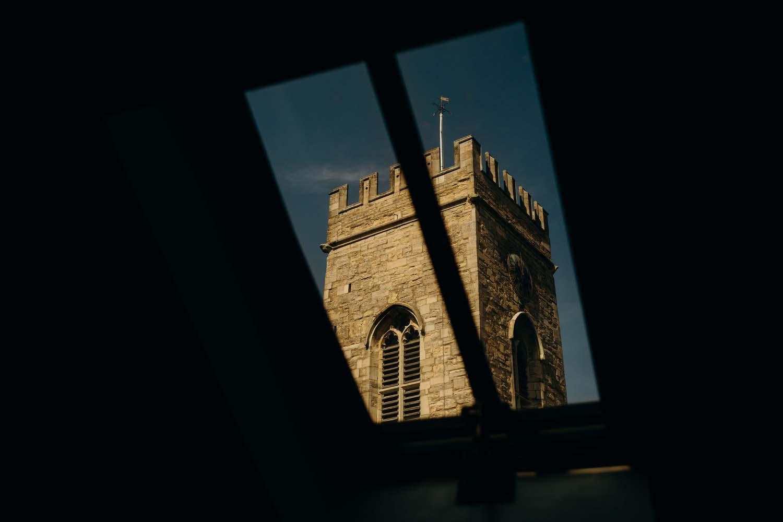 Stony Stratford church