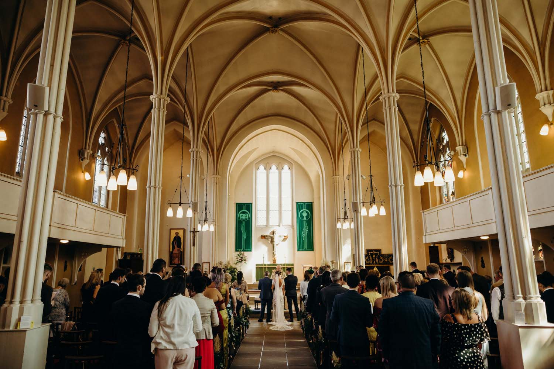 Stony Stratford church wedding