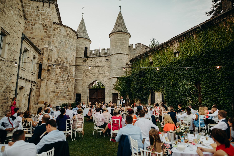 chateau de lisse wedding speeches