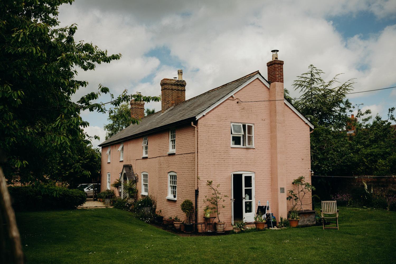 Wedding cottage in Devizes