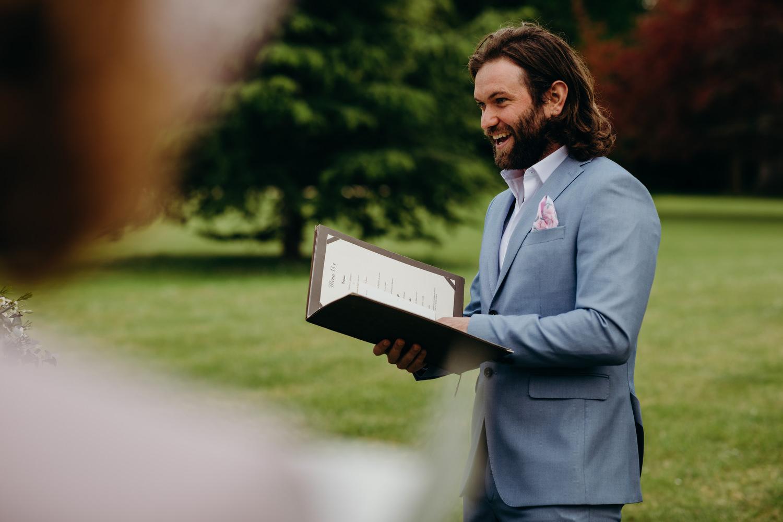 honorary vicar wedding wedding
