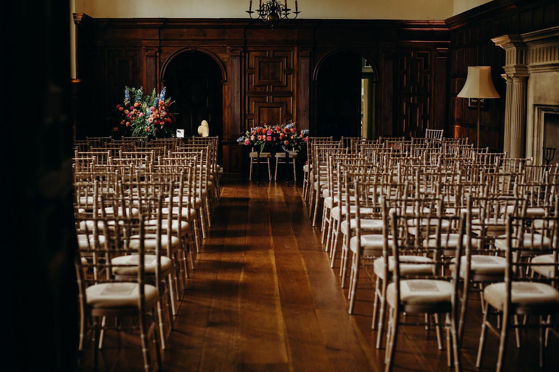 North Hall Wedding Room