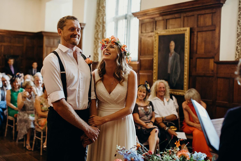 North Cadbury Court Wedding 045