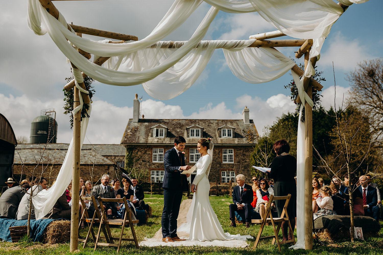 Anran Devon Wedding
