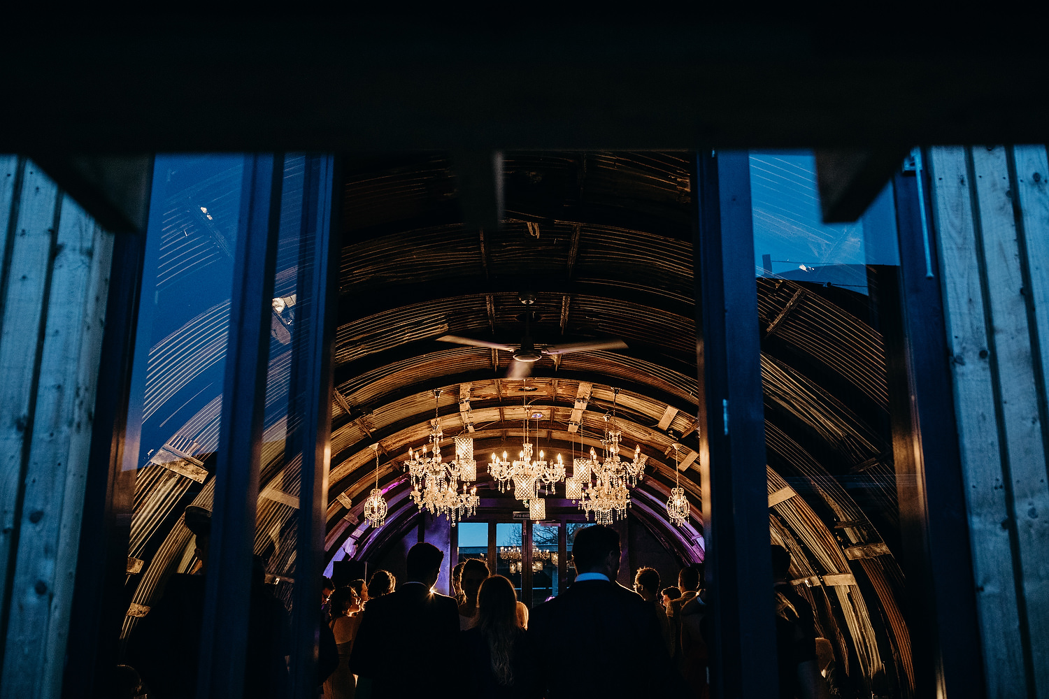 Anran hut for wedding party