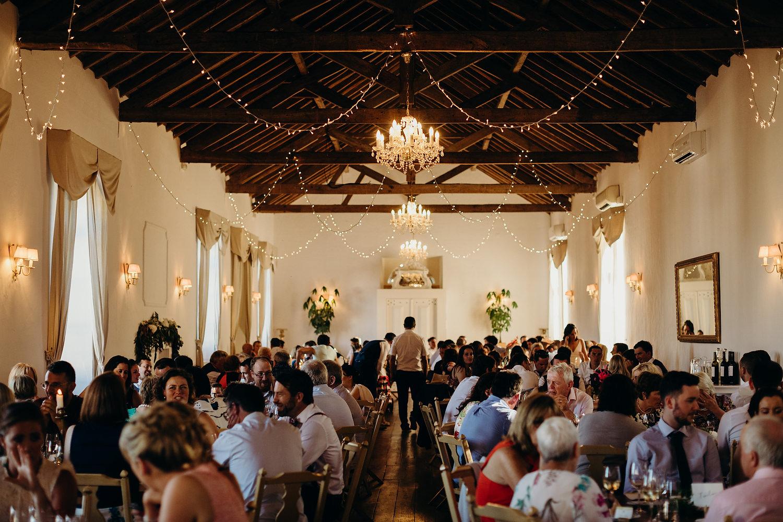 reception hall wedding room
