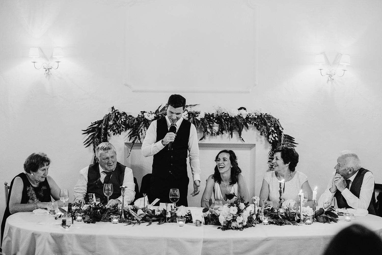 groom speech at portugal wedding
