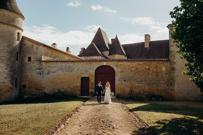 Chateau Durval Weddding Dordogne 055