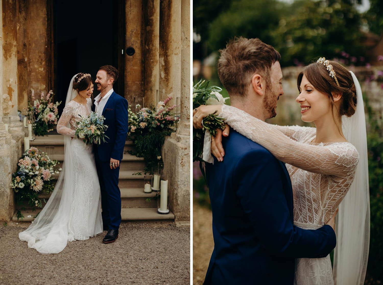 Elmore Court wedding photographs