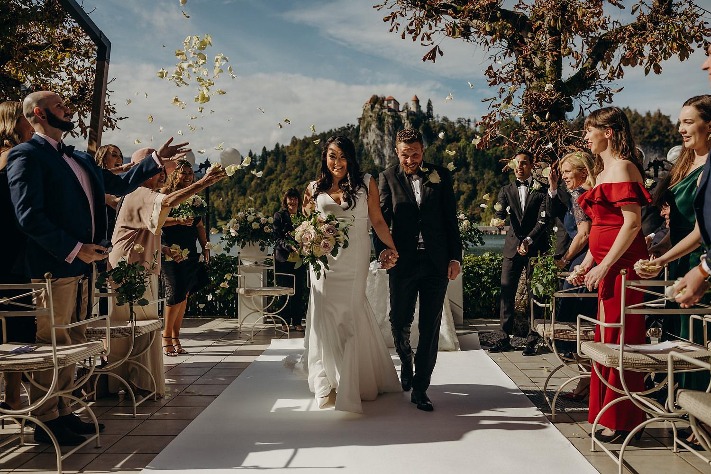 Lake Bled Wedding Photographer