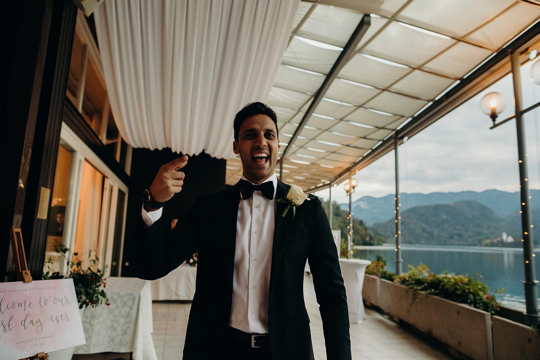 Lake Bled Weddings Grand Toplice Hotel Slovenia 099