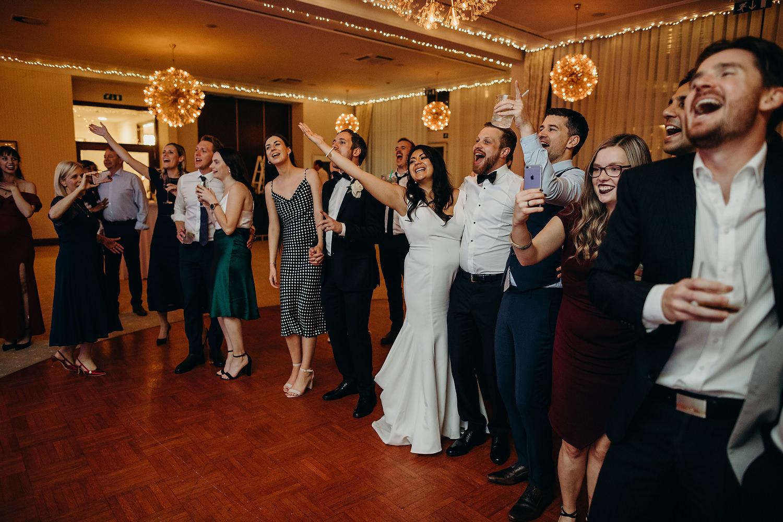 Grand Toplice wedding reception