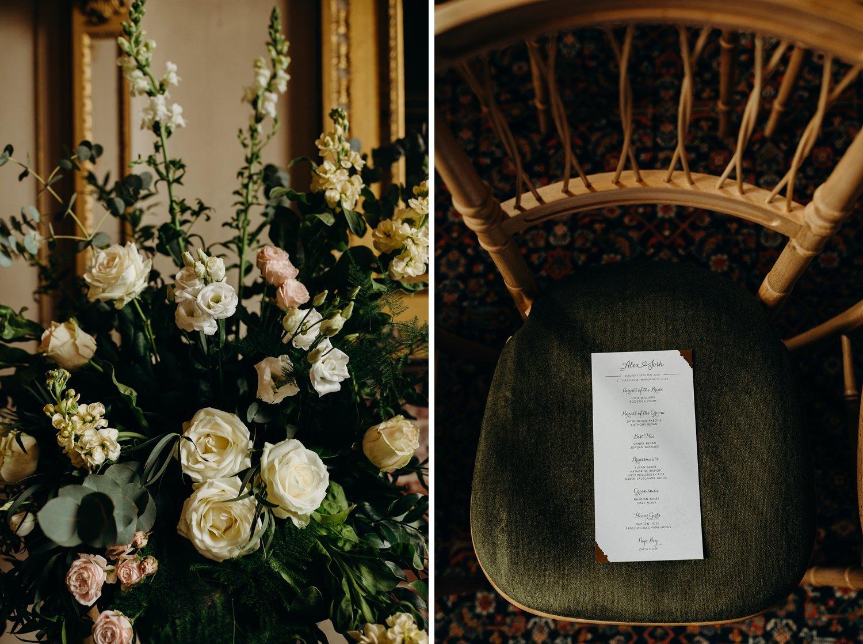 St Giles House Wedding Wimborne Dorset 007