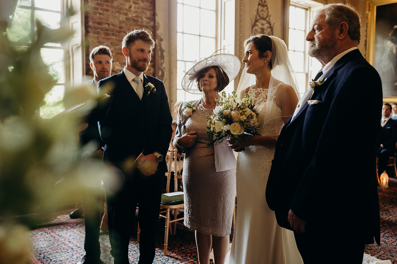 St Giles House Wedding Wimborne Dorset 047