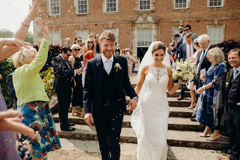 St Giles House Wedding