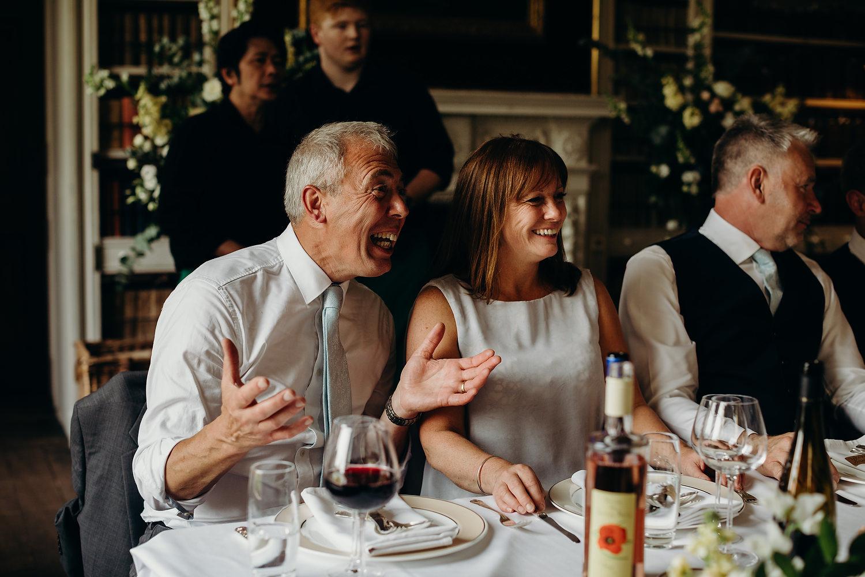 St Giles House Wedding Wimborne Dorset 083