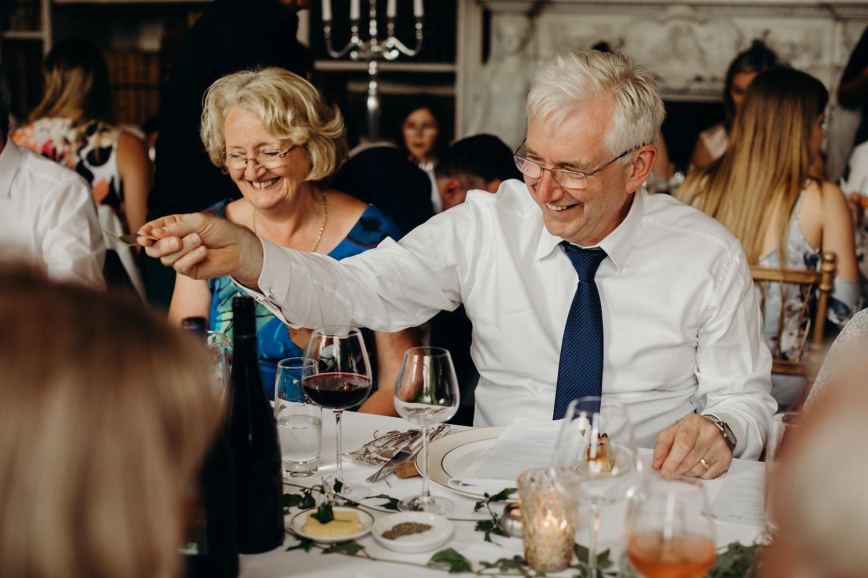 St Giles House Wedding Wimborne Dorset 089